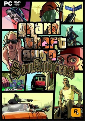 GTA: San Andreas and MultiPlayer v. 0.3e Скачать Торрент