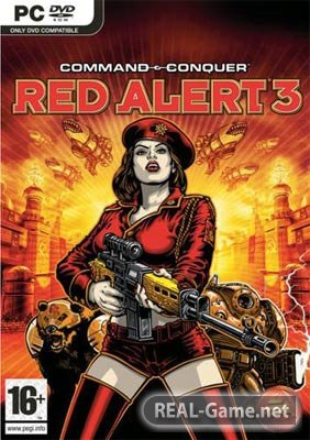 Скачать Command and Conquer: Red Alert 3 торрент