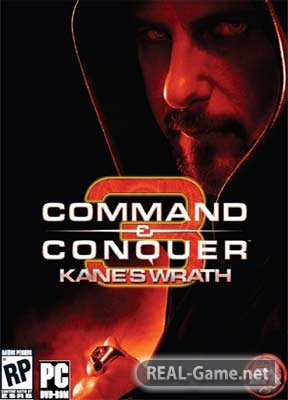 Скачать Command and Conquer 3: Kanes Wrath торрент