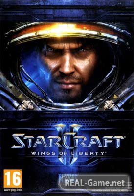 Скачать StarCraft 2: Wings of Liberty торрент
