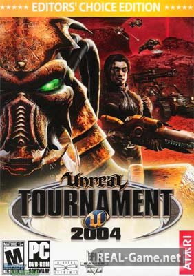 Скачать Unreal Tournament 2004 торрент