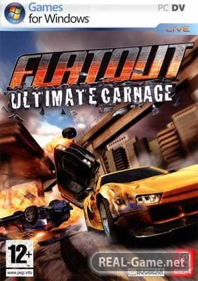 Скачать FlatOut: Ultimate Carnage торрент