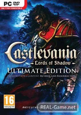 Скачать Castlevania: Lords of Shadow торрент
