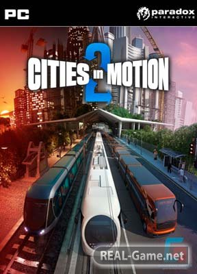 Скачать Cities in Motion 2: The Modern Days торрент