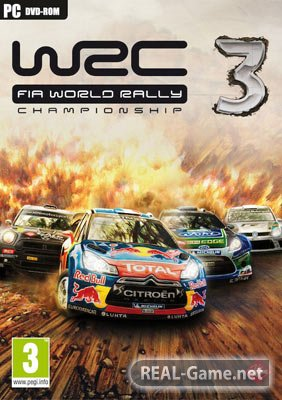 Скачать WRC 3: FIA World Rally Championship торрент