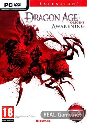 Скачать Dragon Age: Origins - Awakening торрент