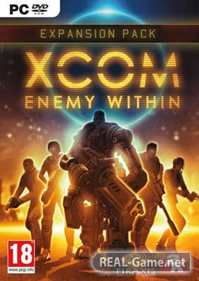 Скачать XCOM: Enemy Within торрент