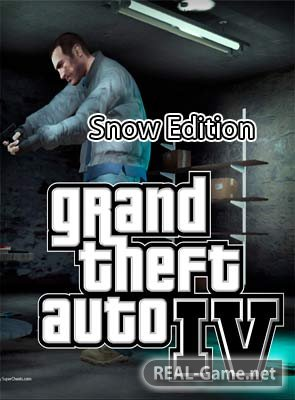Скачать Grand Theft Auto 4: Snow Edition торрент