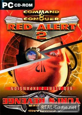 Скачать Command and Conquer: Red Alert 2 + Yuri's Revenge торрент
