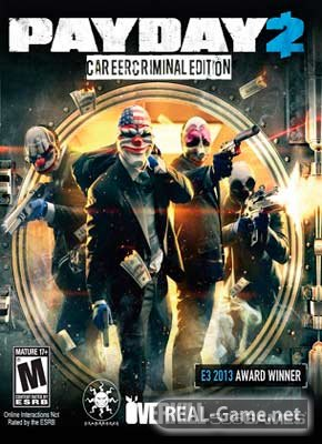 Скачать Payday 2 - Career Criminal Edition торрент