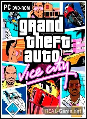 Скачать GTA / Grand Theft Auto: Vice City торрент