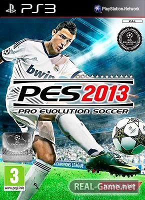 Скачать Pro Evolution Soccer 2013 PS3 торрент
