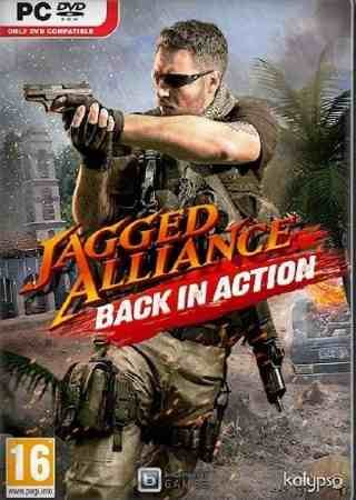 Скачать Jagged Alliance: Flashback торрент
