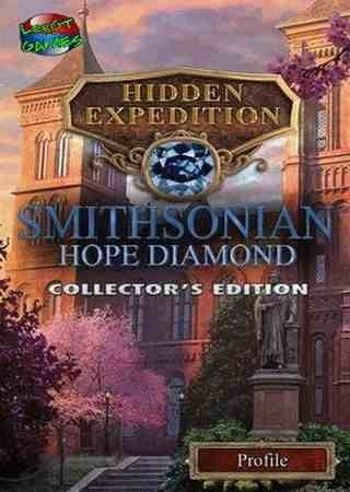 Скачать Hidden Expedition 6: Smithsonian Hope Diamond торрент