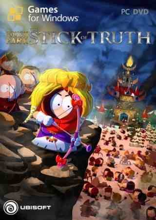 Скачать South Park: Stick of Truth торрент