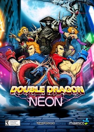 Скачать Double Dragon: Neon торрент
