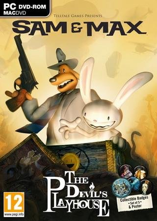 Скачать Sam and Max: The Devils Playhouse торрент