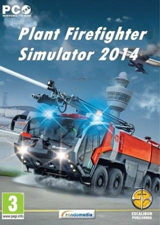 Скачать Plant Firefighter Simulator 2014 торрент