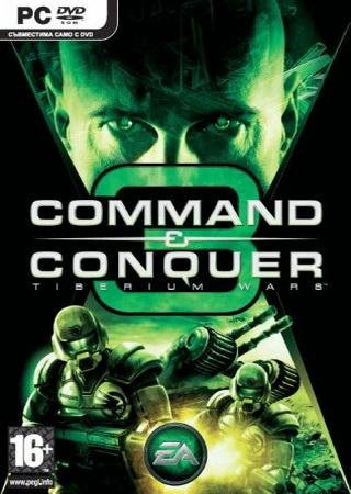 Скачать Command and Conquer 3: Tiberium Wars торрент