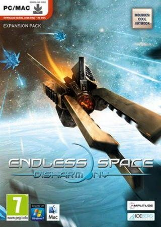 Скачать Endless Space: Disharmony торрент
