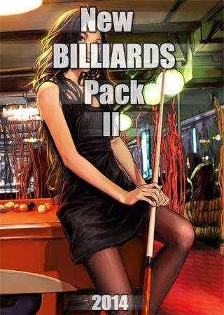 Скачать New Billiards Pack 2 торрент