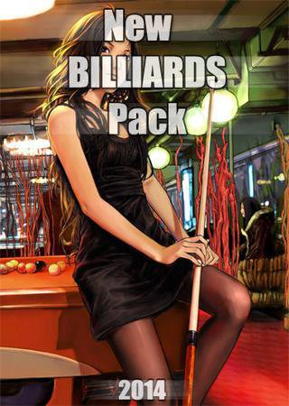 Скачать New Billiards Pack торрент