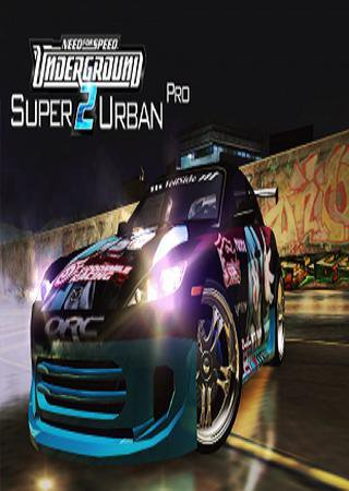 Скачать Need for Speed: Underground 2 - Super Urban Pro торрент