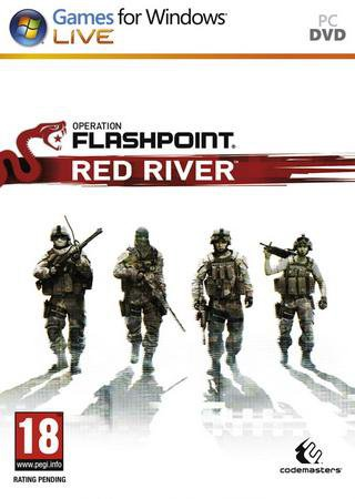 Скачать Operation Flashpoint: Red River торрент