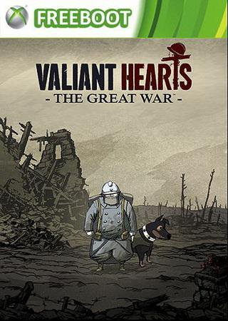 Скачать Valiant Hearts: The Great War (2014) Xbox торрент