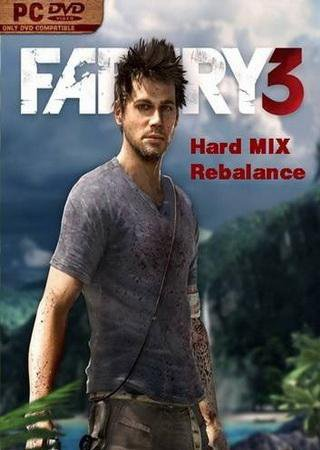 Скачать Far Cry 3: Hard MIX Rebalance MOD торрент