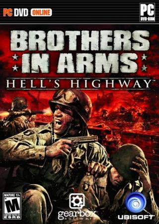 Скачать Brothers in Arms: Hells Highway торрент