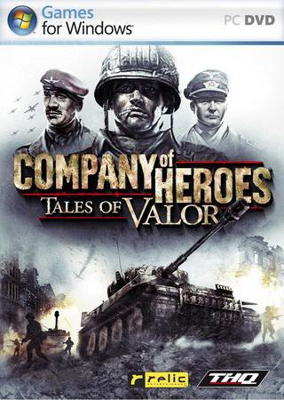 Скачать Company of Heroes: Tales of Valor - Blitzkrieg and Eastern Front MOD торрент