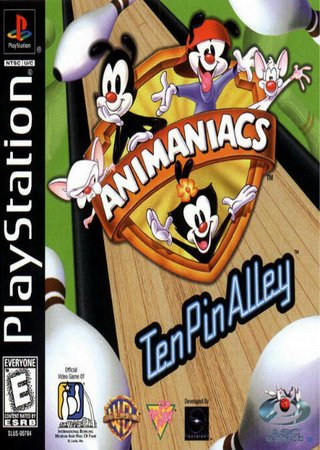Скачать Animaniacs: Ten Pin Alley торрент