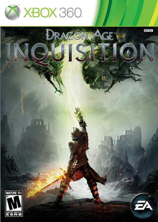 Скачать Dragon Age: Inquisition (2014) XBOX360 торрент