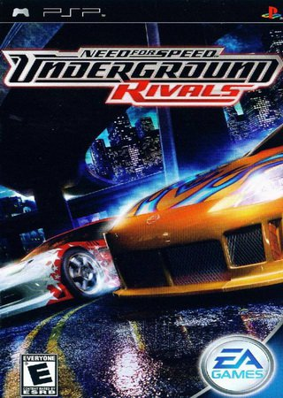 Скачать Need for Speed: Underground Rivals торрент