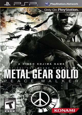 Скачать Metal Gear Solid: Peace Walker торрент