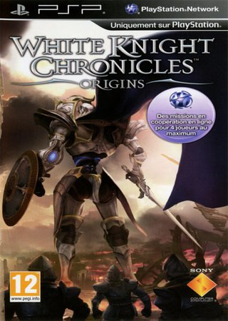 White Knight Chronicles: Origins (2011) PSP Скачать Торрент