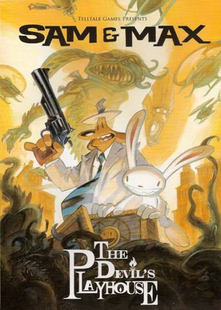 Sam and Max: Season Third. Episode 3 Скачать Торрент