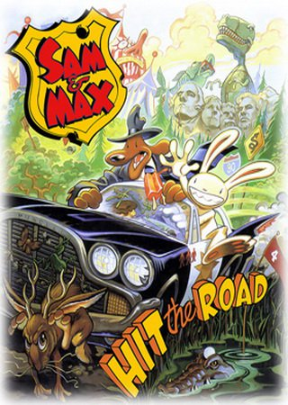Скачать Sam and Max: Hit the Road торрент