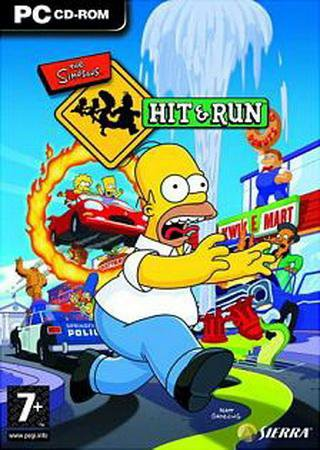 Скачать The Simpsons: Hit and Run торрент