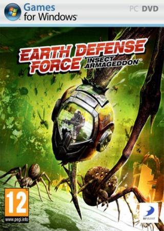 Earth Defense Force: Insect Armageddon Скачать Торрент