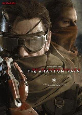 Скачать Metal Gear Solid V: The Phantom Pain торрент