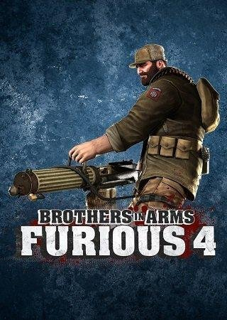 Скачать Brothers in Arms: Furious 4 торрент