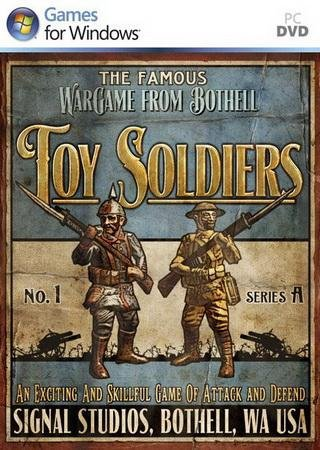Скачать Toy Soldiers: War Chest торрент