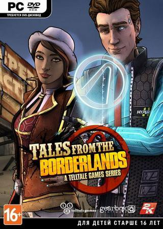 Скачать Tales from the Borderlands: Episode 1-2 торрент