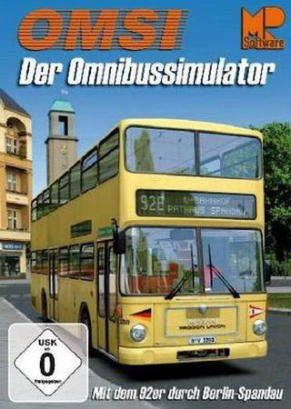 Скачать OMSI - The Bus Simulator торрент