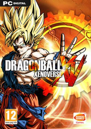 Скачать Dragon Ball: Xenoverse торрент