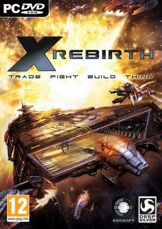 Скачать X Rebirth: The Teladi Outpost Bundle торрент