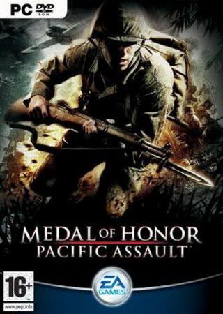 Скачать Medal of Honor: Pacific Assault торрент