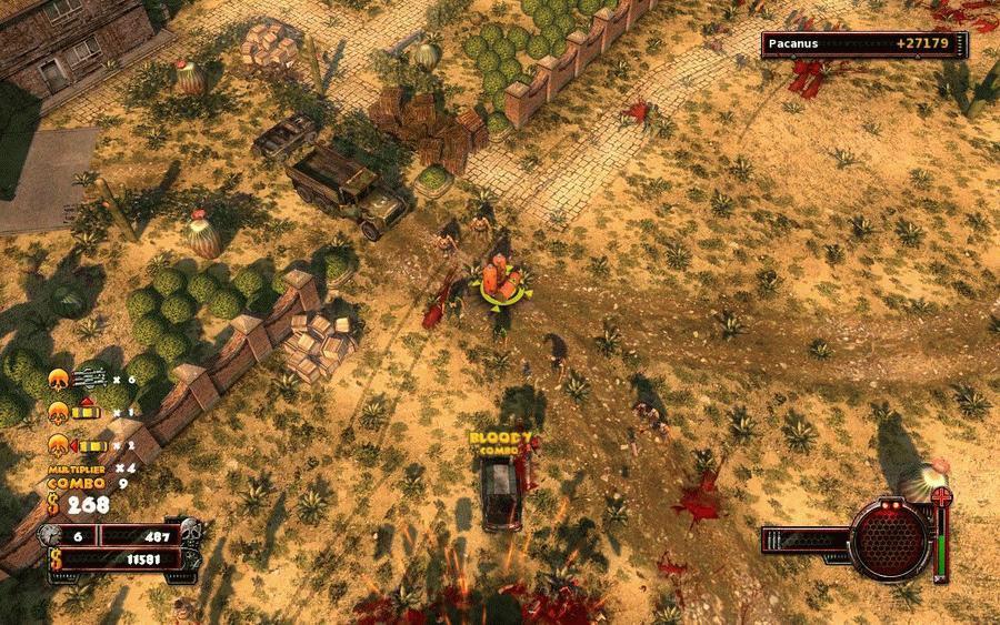 Игра Zombie Driver: Summer of Slaughter Скачать Торрент
